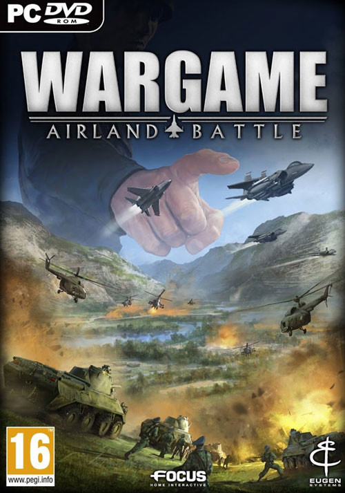 Wargame Airland Battle - Cover