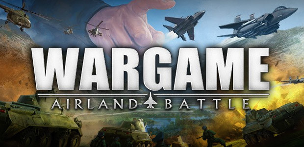 Wargame: Airland Battle - Cover / Packshot