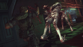 Screenshot5 - Resident Evil: Revelations