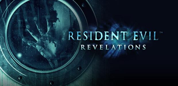Resident Evil: Revelations - Cover / Packshot