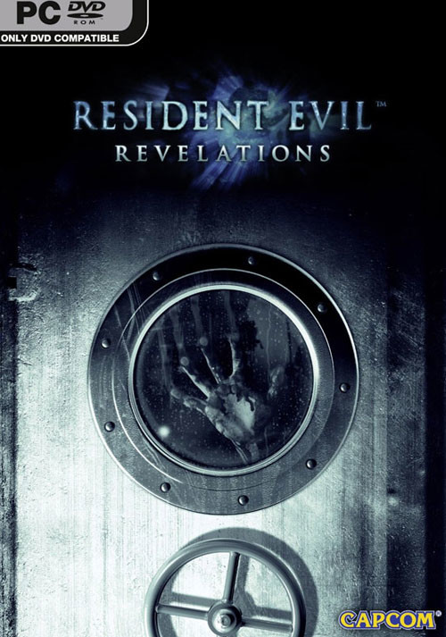 Resident Evil: Revelations - Cover