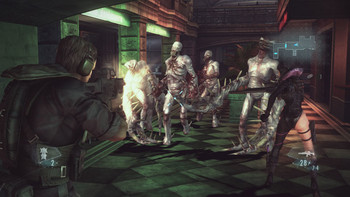 Screenshot1 - Resident Evil: Revelations