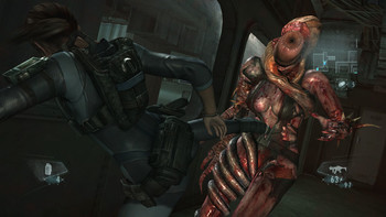 Screenshot2 - Resident Evil: Revelations