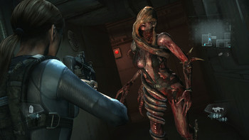 Screenshot3 - Resident Evil: Revelations