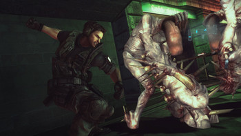 Screenshot4 - Resident Evil: Revelations