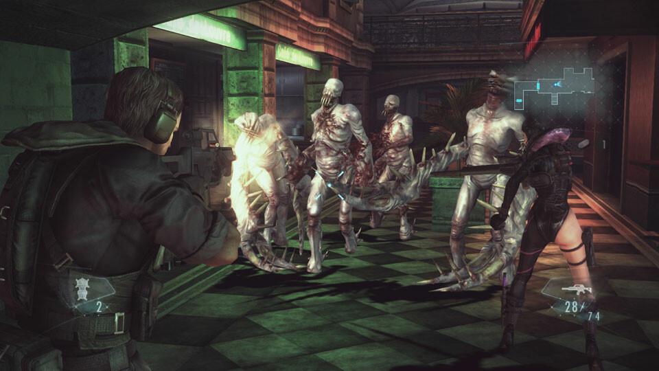 Resident Evil: Revelations [Steam CD Key] for PC - Buy now