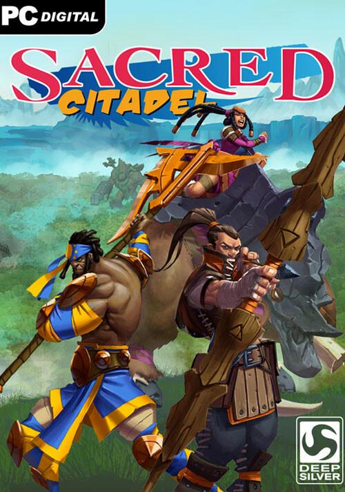 Sacred Citadel - Cover