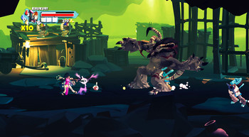 Screenshot5 - Sacred Citadel