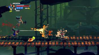 Screenshot2 - Sacred Citadel