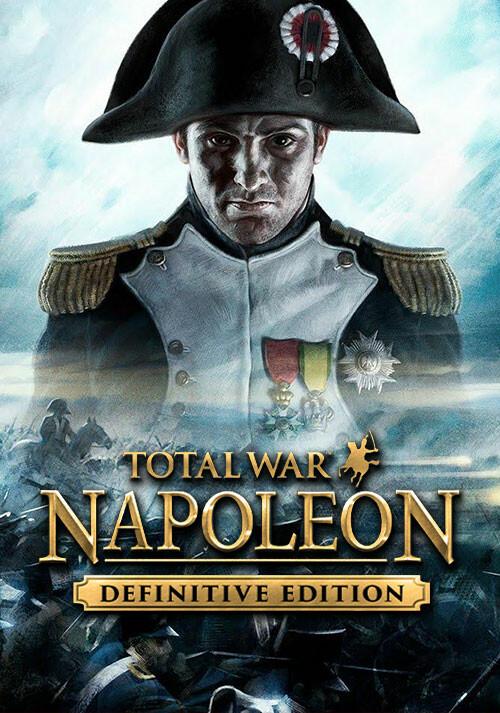 Napoleon: Total War - Cover