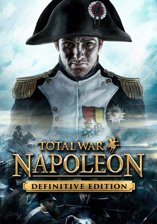 Napoleon: Total War - Cover