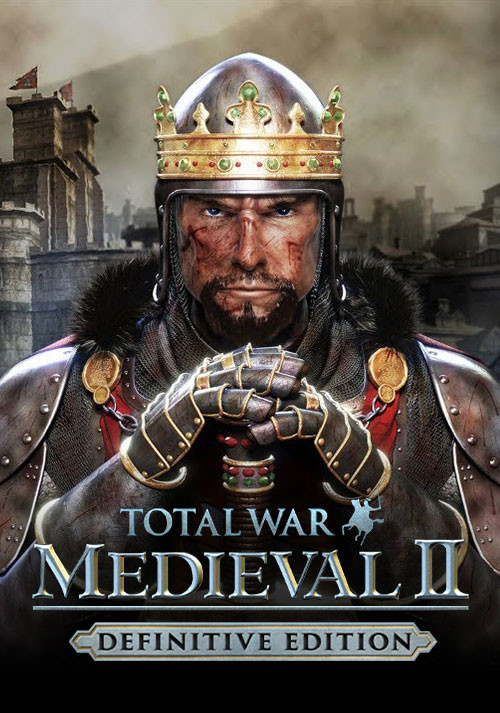 Total War: MEDIEVAL II – Definitive Edition - Cover / Packshot