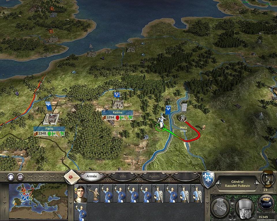 Rome : Total War est un excellent jeu de stratégie, il possède tout les atout de ce genre de jeux, savoir gérer une cité, organiser des troupes pour aller conquérir d'autres terres. La possibilité de plusieurs grosses armées sur le champ de bataille est assez satisfaisant, et les affrontements ne manquent pas de réalisme.