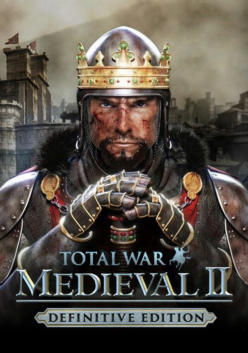 Total War: MEDIEVAL II – Definitive Edition - Cover / Packshot