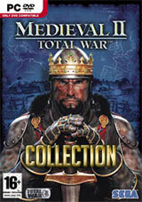 Medieval II: Total War Collection - Cover