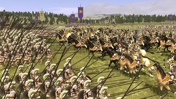 Screenshot1 - Rome: Total War - Alexander