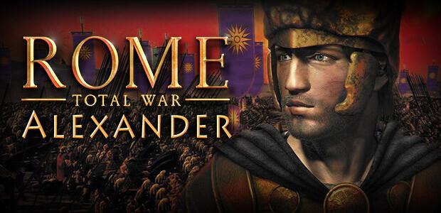 Rome: Total War - Alexander - Cover / Packshot