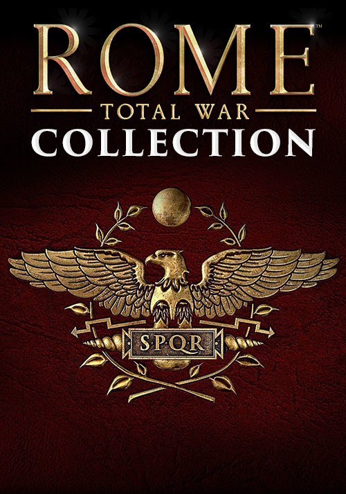 Rome: Total War Collection - Packshot