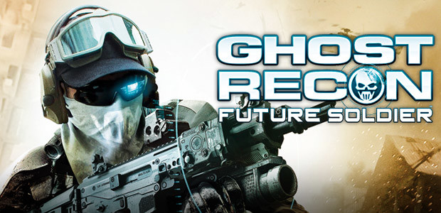 Tom Clancy's Ghost Recon: Future Soldier - Cover / Packshot