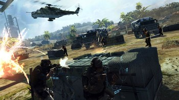 Screenshot5 - Tom Clancy's Ghost Recon: Future Soldier