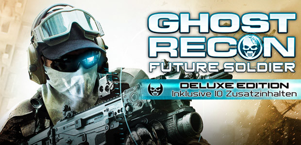 Tom Clancy's Ghost Recon: Future Soldier - Deluxe Edition ...