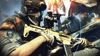 Screenshot1 - Tom Clancy's Ghost Recon: Future Soldier - Deluxe Edition
