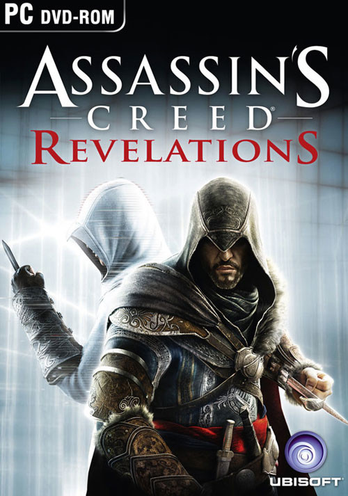 Assassin's Creed Revelations - Cover
