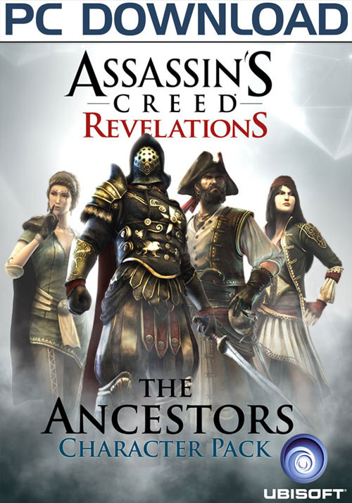 Assassin's Creed Revelations: Die Vorfahren DLC - Cover