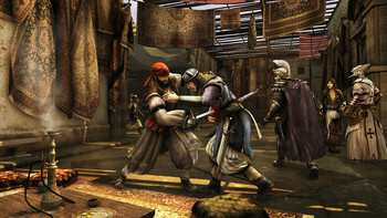 Screenshot1 - Assassin's Creed Revelations - DLC1