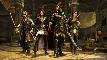 Screenshot5 - Assassin's Creed Revelations - DLC1