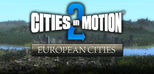 Cities In Motion II - European Cities (Expansion) - Cover / Packshot