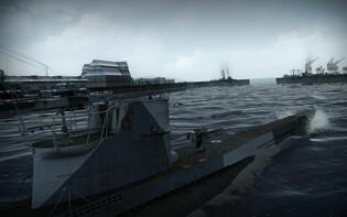 Screenshot1 - Silent Hunter 5: Battle of the Atlantic Collector's Edition