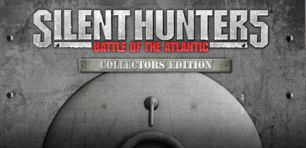 Silent Hunter 5: Battle of the Atlantic Collector's Edition - Cover / Packshot