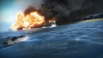 Screenshot3 - Silent Hunter 5: Battle of the Atlantic Collector's Edition
