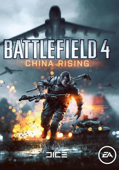 Battlefield 4: China Rising DLC - Cover / Packshot