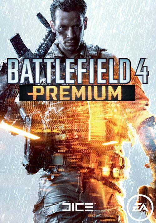 Battlefield 4: Premium Service - Cover / Packshot