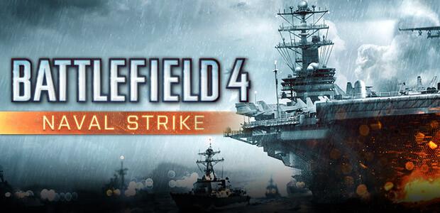 Battlefield 4: Naval Strike - Cover / Packshot