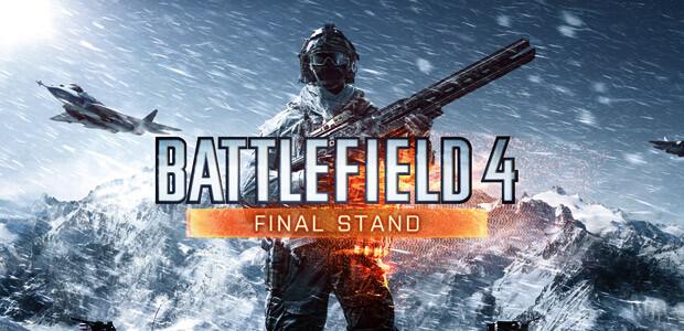 Battlefield 4: Final Stand - Cover / Packshot