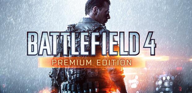 Battlefield 4 Premium Edition - Cover / Packshot