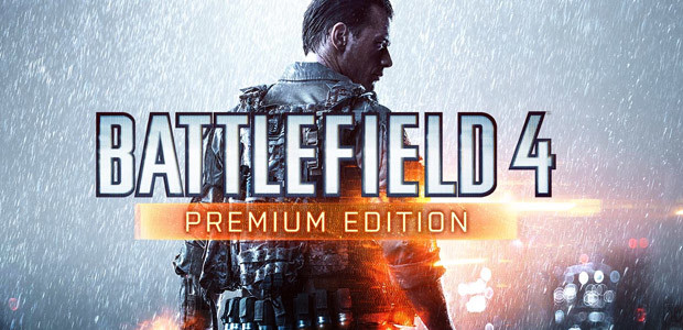 Battlefield 4 Premium Edition - Cover / Packshot