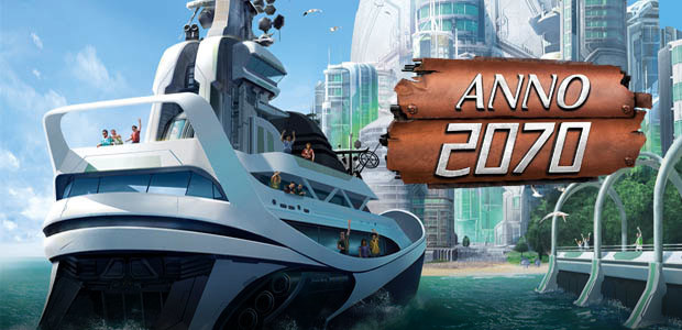 Anno 2070 - Cover / Packshot