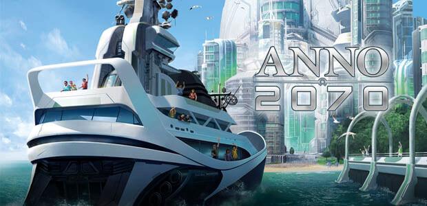 Anno 2070 - Cover / Packshot
