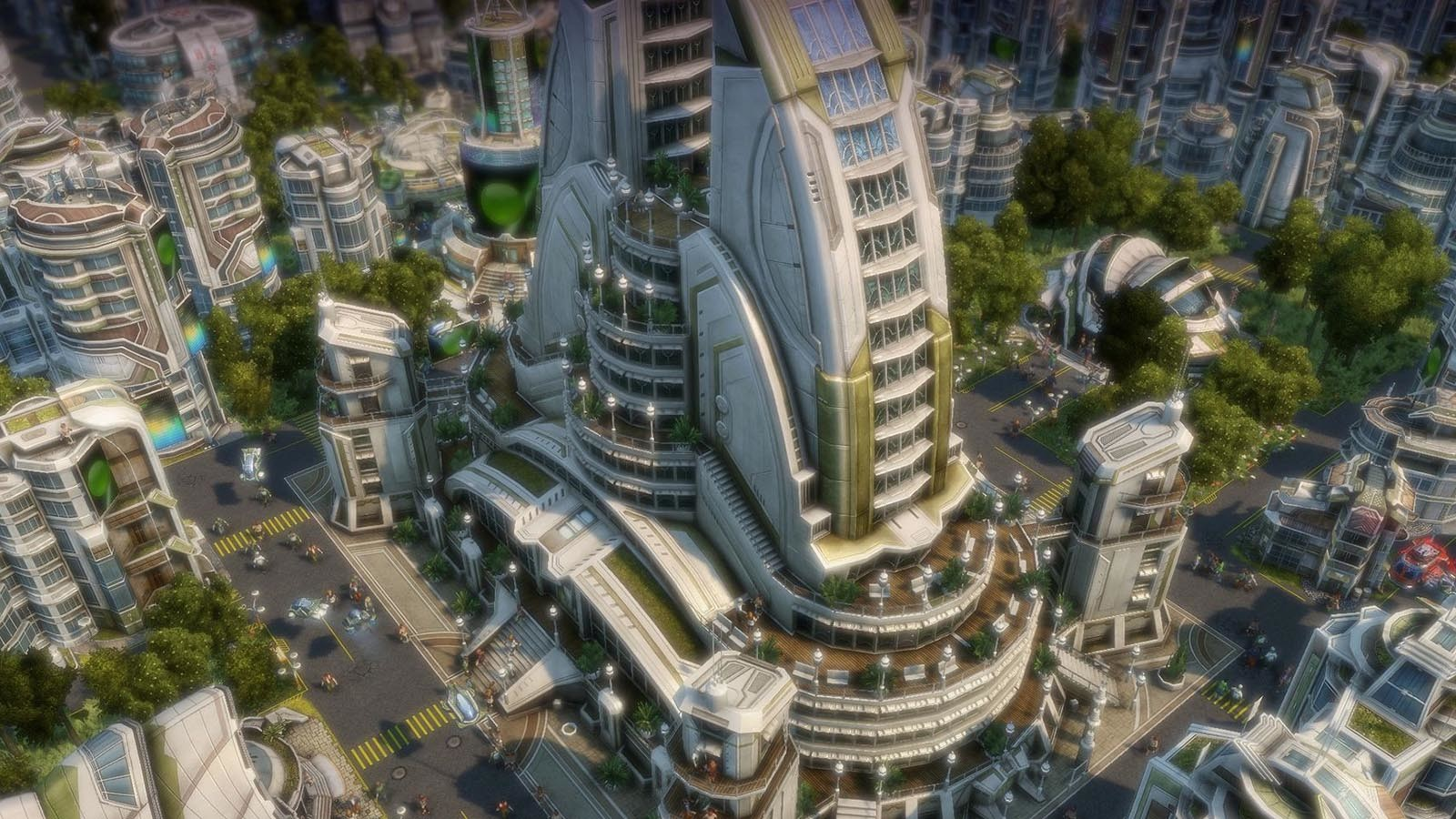 Screenshot1 - Anno 2070 · Screenshot2 - Anno 2070 ...