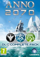 Anno 2070: DLC Complete Pack - Cover