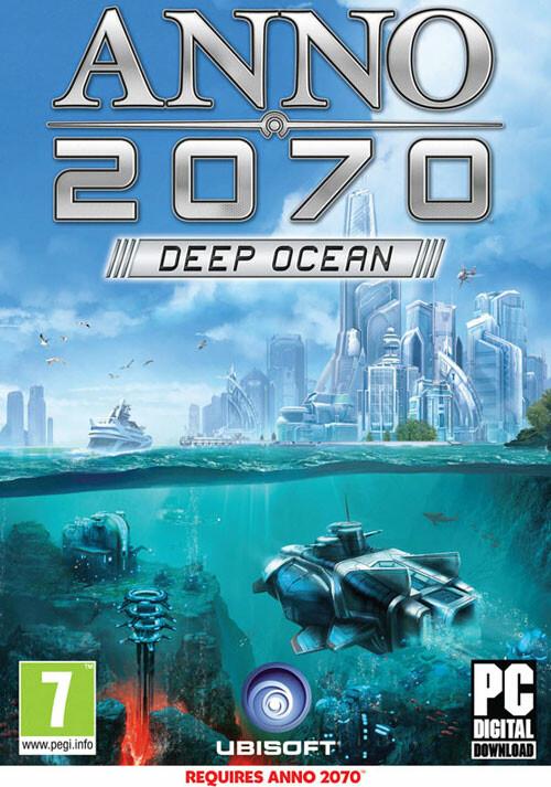 Anno 2070 - Deep Ocean - Cover