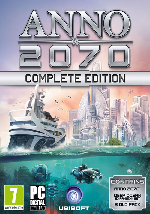 Anno 2070 Complete Edition - Cover
