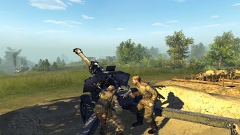 Screenshot7 - Men of War: Condemned Heroes