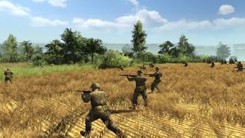 Screenshot1 - Men of War: Condemned Heroes