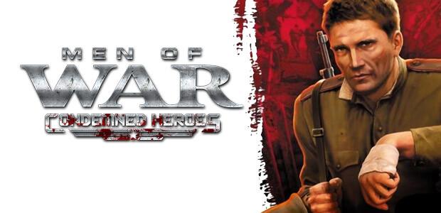 Men of War: Condemned Heroes - Cover / Packshot