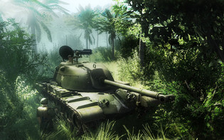 Screenshot4 - Men Of War - Vietnam